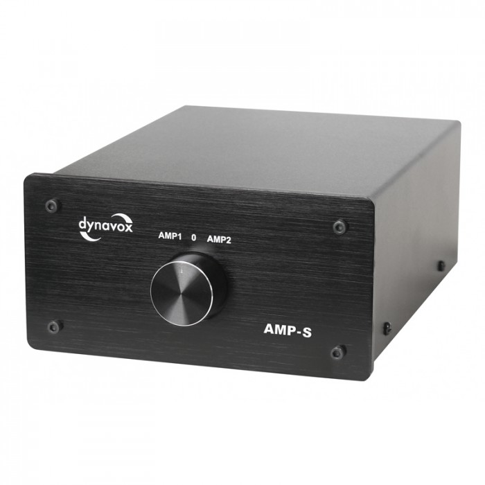 dynavox amp s verst rker boxen umschalter. Black Bedroom Furniture Sets. Home Design Ideas